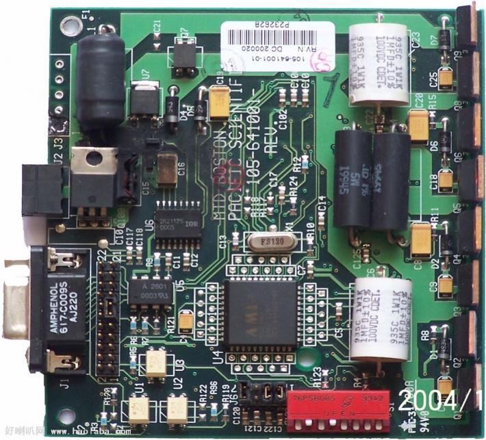 宝山ic集成电路板回收